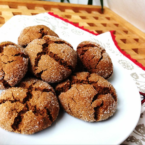 Gluten Free Quinoa and Spelt Flour Ginger Biscuits