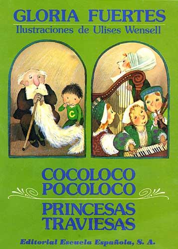 Cubierta de Coco-loco. Poco-loco