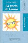 Cubierta de La noria de Gloria: Lecturas II