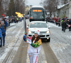 DAY 16 PHOTO DIARY TORCH RELAY