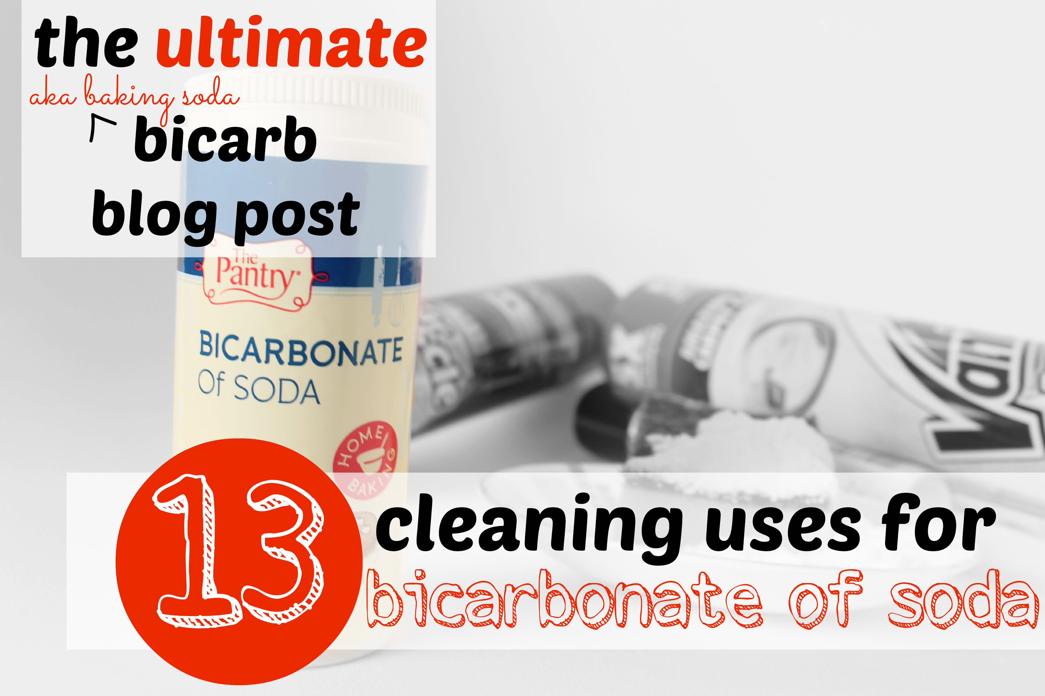 Cleaning Uses Of Bicarbonate Of Soda Flickr Photo Sharing