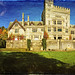 Hatley castle and gardens  .. panorama by Nick Kenrick.
