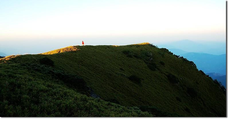 奇萊南峰西陵