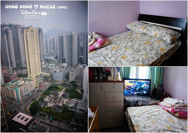 Day 2 Accommodation in Hong Kong