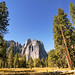 Moonlit Yosemite