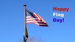 Flag Day Card