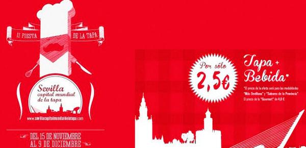 Sevilla Capital Mundial de la Tapa