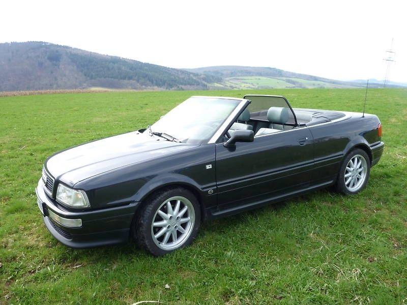 Vwvortex Com Fs Audi Cabriolet 1997 Wind Deflector