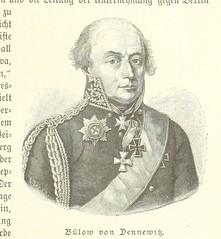 """British Library digitised image from page 515 of """"Die Hohenzollern und das Reich, etc"""""""