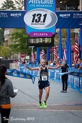 2013 Allstate Life InsuranceSM Atlanta 13.1 Marathon