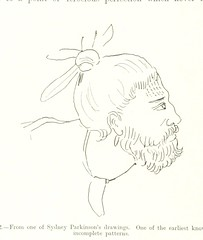 """British Library digitised image from page 34 of """"Moko; or, Maori Tattooing ... With ... illustrations, etc"""""""