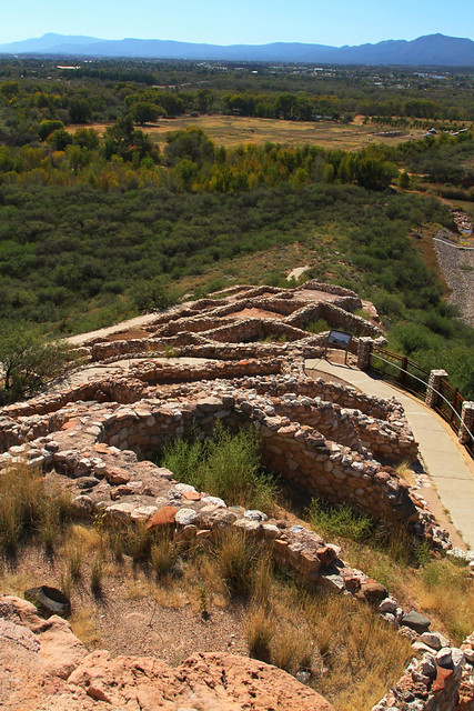 View from Tuzigoot