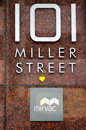 IMG 6557  101 Miller Street Nth Sydney on Floor 22 is AGL Upstream Gas (Csg)