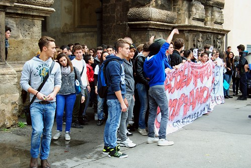 General Strike Palermo Nov 15 2013