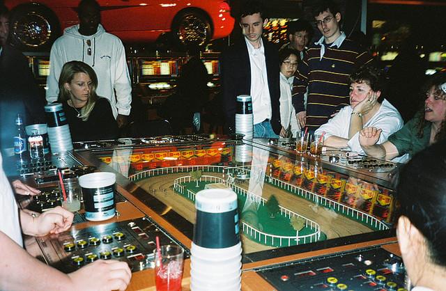 horse racing casinos in las vegas