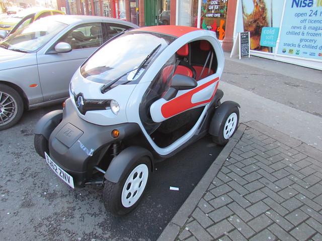 Twizy (Mk1) - Renault