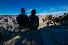 Friends at Grand Canyon National Park