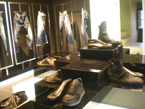 Visita in Showroom Antony Morato al Pitti 85