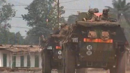 Central African Republic Clashes Kill 43 in Bangui