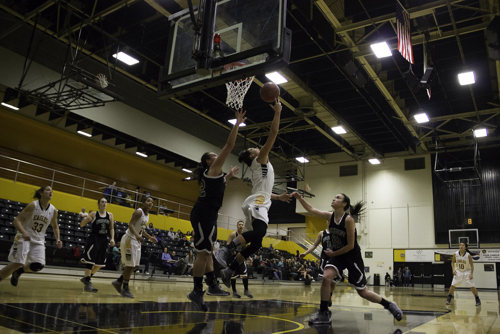 Cal State L A Vs Humboldt State Women S Basketball 1 18