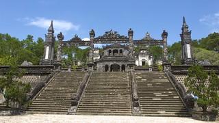 Tomb of Khai Dinh 的形象. travel asia southeastasia vietnam hue