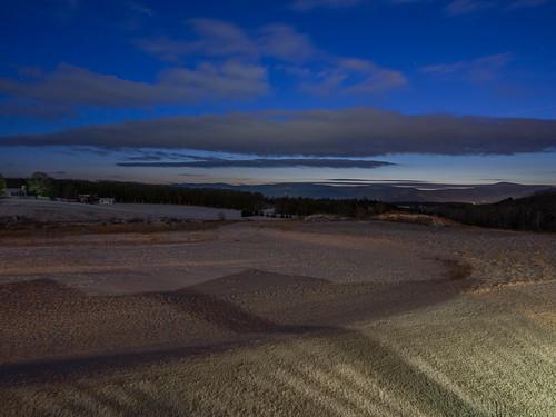 clouds dawn massanutten