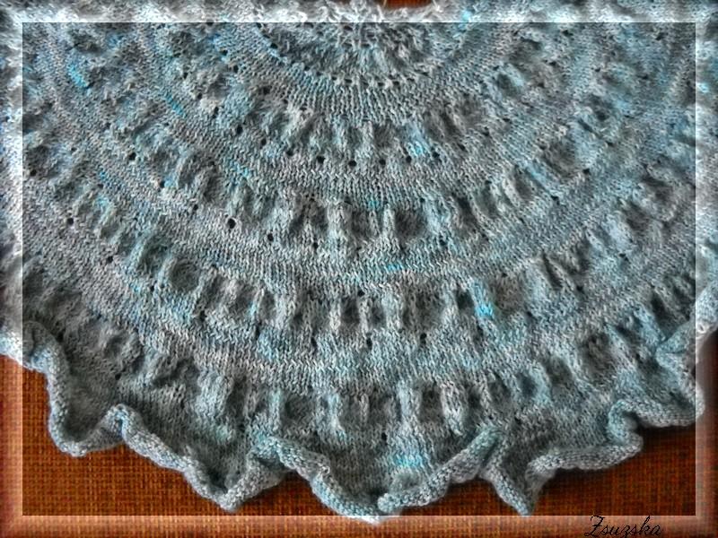 citron shawl, kendő