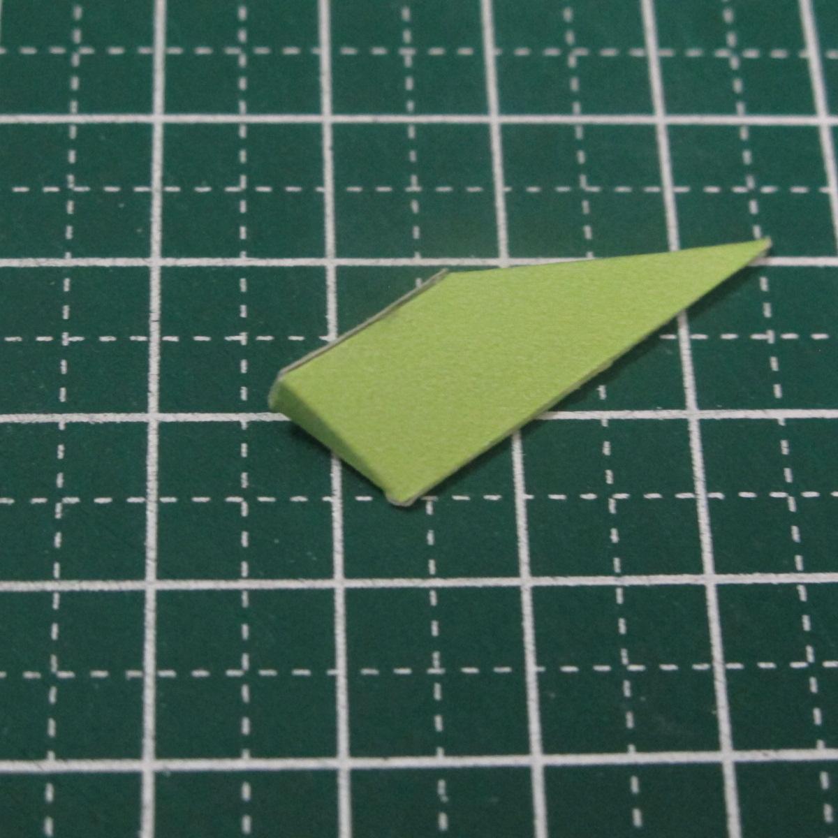 วิธีทำของเล่นโมเดลกระดาษรูปนก (Bird Paper craft ) 004