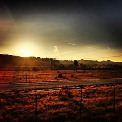 Good morning road