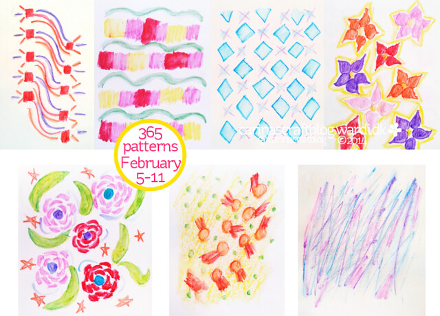 5-11 February - 365 patterns