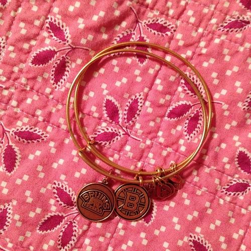 45:365 From my Valentine... Bruins @alexandani bracelets