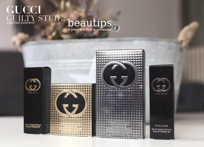 beautips barbara crespo perfumes for him and for me gucci guilty stud limited edition beauty beautips.com