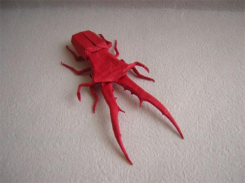 簡単 折り紙 折り紙 動物 立体 : mag.japaaan.com