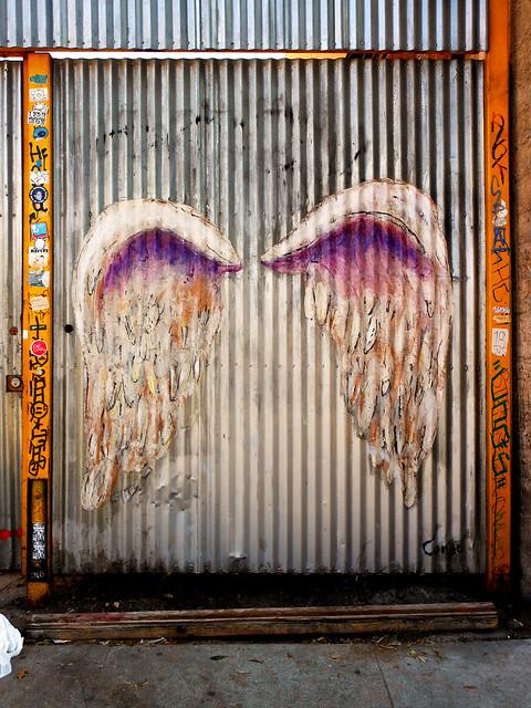 Hewitt Street Wings