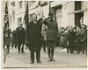 Gov. W. C. Sproul & son Jack led the Union League in Peace Parade on Armistice Day, Nov. 11, 1918 by Library Company of Philadelphia