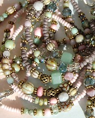 necklace(0.0), art(1.0), jewelry making(1.0), pearl(1.0), jewellery(1.0), gemstone(1.0), bead(1.0),