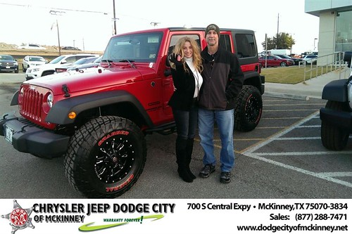 #HappyBirthday to Bill & Gayle Brennen from Joe Ferguson  and everyone at Dodge City of McKinney! by Dodge City McKinney Texas