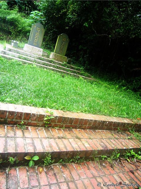 Bukit Brown - Tomb of Ong Peng Hock 01