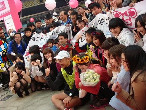 名古屋ウィメンズマラソン2014 シティマラソン