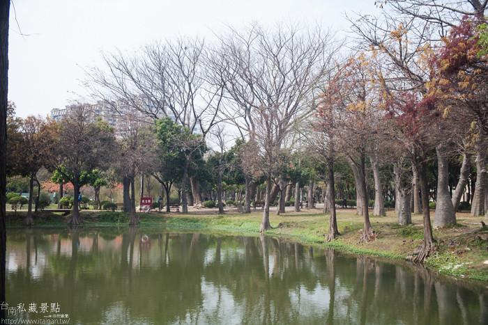 台南私藏景點--春耕巴克禮公園 (23)