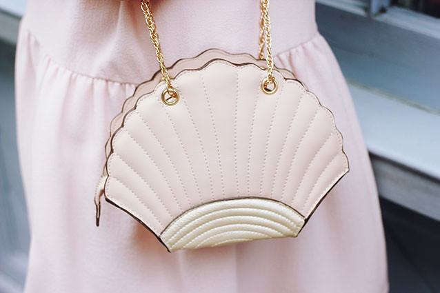 Accessorize Shell Bag