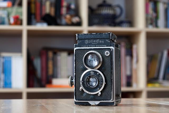 rolleiflex original 611