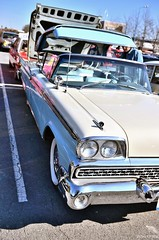 1959 FORD Galaxie 500 skyliner