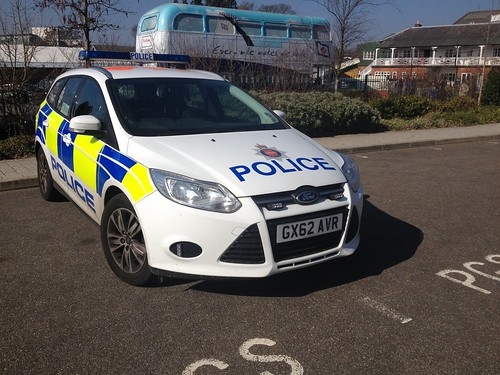 2012 Ford Focus Edge TDCi 115 Estate - Surrey Police