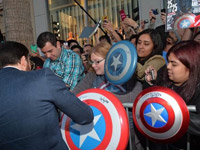 Captain America: The Winter Soldier (กัปตันอเมริกา: มัจจุราชอหังการ) เปิดรอบปฐมทัศน์โลกแล้ววันนี้! ประเทศไทย<!--more-->เตรียมพร้อมเปิดงานไทยแลนด์กาล่าพรีเมียร์สุดยิ่งใหญ่ 1 เมษายนนี้!&#8221; width=&#8221;200&#8243; height=&#8221;150&#8243; border=&#8221;0&#8243;></td> <td width=