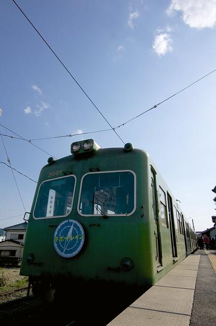 銚子電鉄 2000形電車