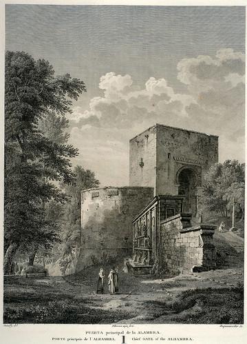 011-Voyage pittoresque et historique de l'Espagne  par Alexandre de Laborde Vol 3-part2-BNE