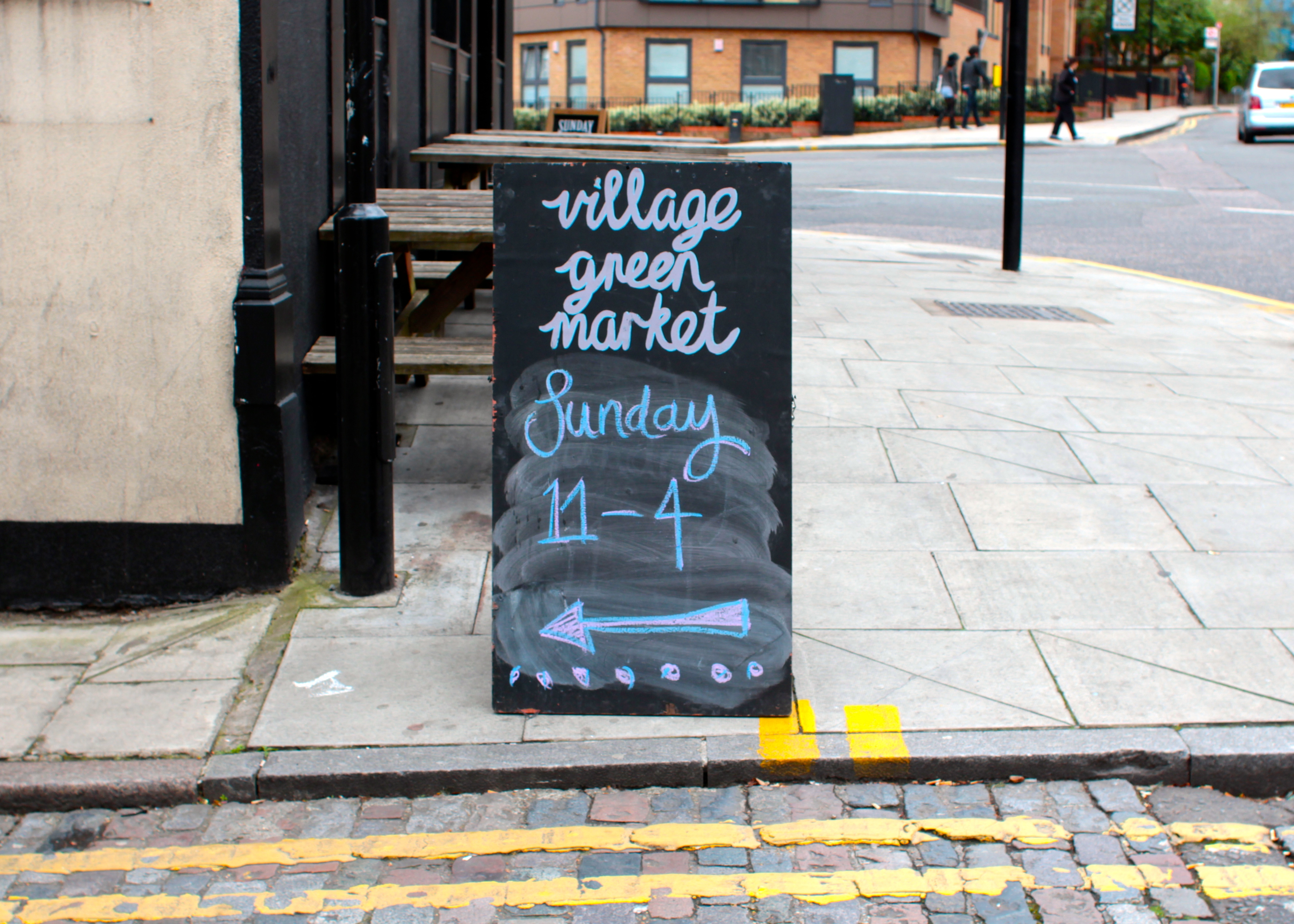 The Village Green Market @ Hackney Downs Studios