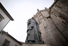 Estátua Dom Sancho