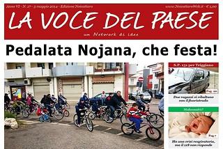 Noicattaro. Prima pagina n. 17-2014 front